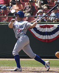 Anthony Recker, 2007